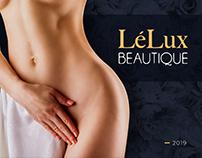 LeLux Beautique — Med Spa Website Design