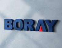 BORAY New Logo