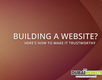 Building A Website? Here's How to Make It Trustworthy