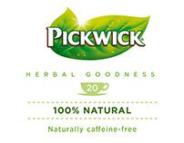 PICKWICK HERBAL GOODNESS