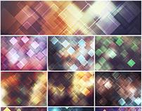Diamond Photoshop Backgrounds III