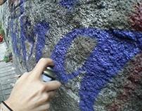 Grafitti-Lettering