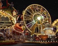 Christmas lounge / Christmas theme park