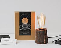 Looxury Lamps Packaging