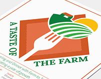 A Taste of the Farm Flyer