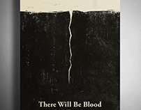 There Will Be Blood - Paul Thomas Anderson /// Afiche