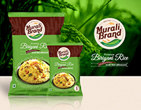 MURALI BRAND - Branding | Package Design