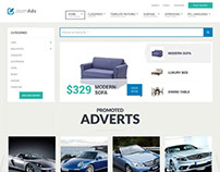 Classifieds Website Builder Software