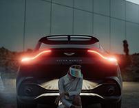 Aston Martin DBX/Vantage