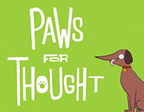 Greener Scotland - Paws for thought