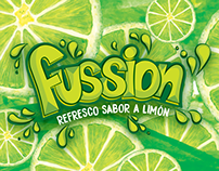 FUSSION - Lemon Juice