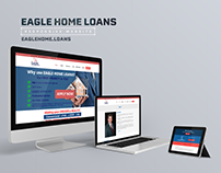 Eagle Home Loans | Responsive Web Design