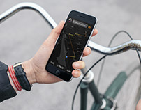 Biking Smart Gloves