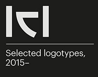 Selected logotypes, 2015–