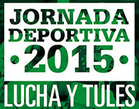 Afiche Jornada Deportiva TKD 2015