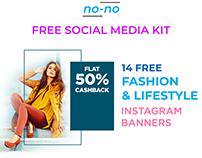 Free Social Media Kit