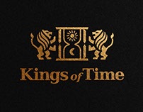 Kings of Time - Logo & CI
