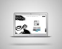 Jarod Kashkin Mockup Website
