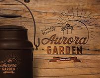 Aurora Garden. Brand Book