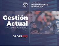CLUB SPORTIVO INDEPENDIENTE RIVADAVIA DE MENDOZA