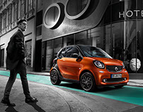 Daimler AG Smart