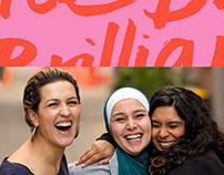 Global Sisters Brand Refresh