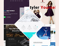 100+ Best Free Free Landing Page Templates 2020