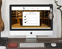 Cavendish & Co. Website and Logo Design