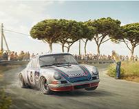 Porsche 911 Carrera RSR - Racing Sport Redefined