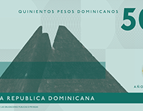 Dominican Peso Re-Design
