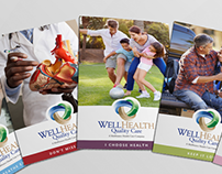 WellHealth Quality Care Program Brochures