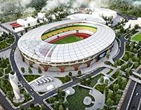 Sport Complex (Stadium),Tirana, Albania