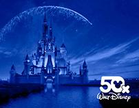 Exposição Itinerante | 50x Walt Disney