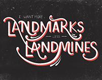Landmarks / Landmines