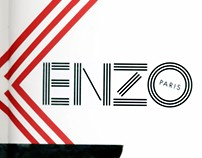 Live Project with KENZO, Spring Summer'2016 womeswear