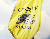 UNSW Sport - Branding