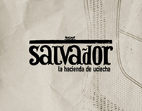 Salvador bar - webdesign