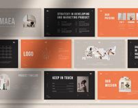 Maea - PowerPoint Template