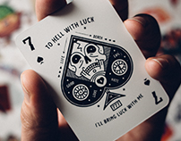 Seven of Spades for 52 Aces