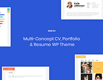 ShiftCV - Blog \ Resume \ Portfolio \ WordPress Theme