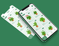 Discover Plants - Mobile App