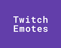 Twitch Streamer Emotes
