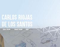 Carlos Riojas UI VD PD portfolio