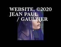 Jean Paul Gaultier ©2020