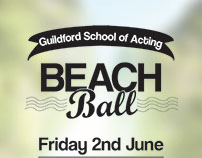 Guildford School of Acting- 'Beach Ball'
