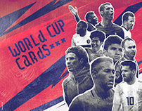 Nacione™ World Cups Cards