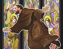 """All God's Saints"" DVD Cover"