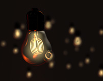 I Do Lightbulbs Now - Element 3D