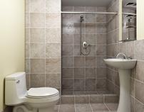 Remodelación Baño para Studio Manda