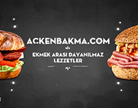 "Maret ""Açken Bakma"" / ""Don't look if you're hungry"""